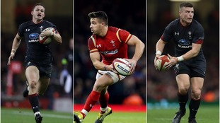 Warren Gatland makes three changes to Wales side ahead of New Zealand clash