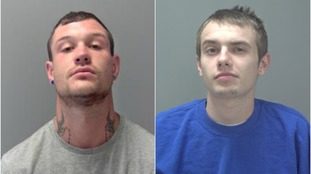 Aidan Talbot and Philip Jolly were jailed for the attack in Gislingham