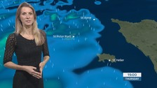 Heavy rain tonight. Sophia has the latest