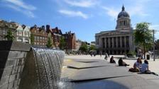 Brexit halts Nottingham's European City of Culture bid