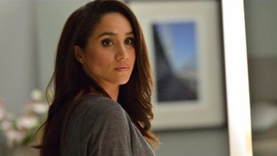 Meghan Markle plays paralegal Rachel Zane in US drama Suits