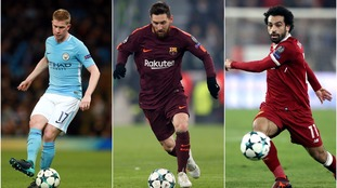 On current form who is the best player in the world?
