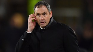Swansea boss Paul Clement denies feeling one defeat away from being sacked