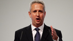 Former Minister Ivan Lewis suspended by Labour after complaint over conduct