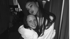 Millie Robson and Ariana Grande