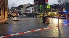 Cardiff's St. Mary Street reopens after electrical fire
