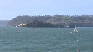Planning permission was approved for a hotel on Drake's Island back in April this year.