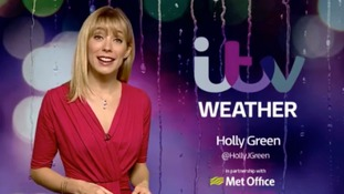 Holly's forecast for west of region
