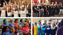 Choirs join forces to 'Stand Together' this Christmas