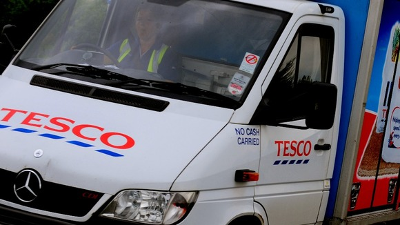 Tesco has moved quickly to expand online