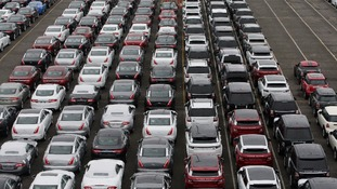 New car sales increased by 5.3% on 2011 figures last year