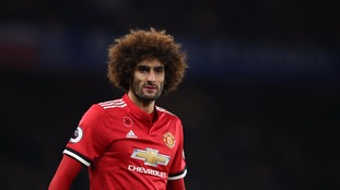 Manchester United footballer Marouane Fellaini sues sportswear firm for £2m over 'defective boots'