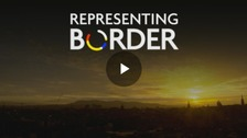 Watch Representing Border