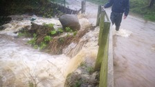 Your pictures: Flooding strikes Cumbria
