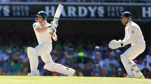 The Ashes: Smith leads Australia recovery on day two