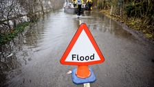 Cumbria roads remain closed after flooding