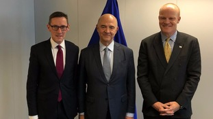 Islands' Chief Ministers return from EU meetings in Brussels