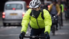 Cyclists could be made to wear helmets and high-vis