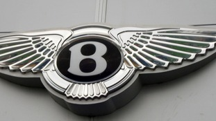 Bentley sales jump 22% in 2012