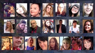 The 22 victims of the Manchester Arena bombing