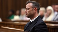 'Shockingly lenient' Pistorius sentence more than doubled