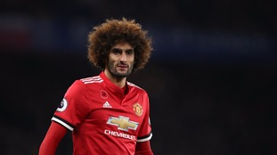 Jose Mourinho fears Maroaune Fellaini will leave Manchester United