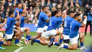 Struggling Samoa target Twickenham as launchpad for brighter future
