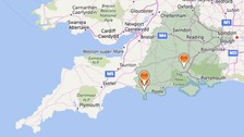 Thousands affected by power cut in Dorset and Somerset