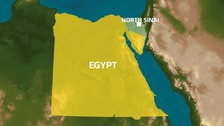 At least 200 people killed in Egypt mosque attack
