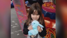 Teenager sentenced to life with minimum term of five years for killing seven-year-old Katie Rough