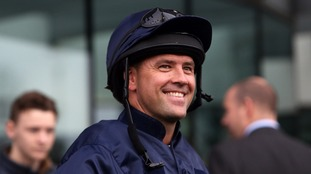 Former England star Michael Owen makes jockey debut