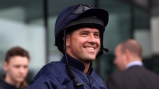 Former Liverpool star Michael Owen makes jockey debut