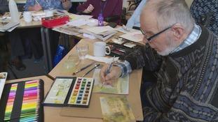 Pensioner day centres under threat in the region