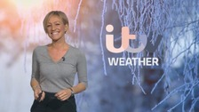 Wales Weather: Ice and snow overnight!