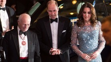 William and Kate attend Royal Variety Performance