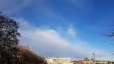Cambridge sky