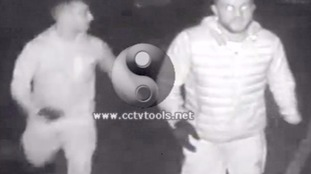 CCTV released of suspects after £20,000 whiskey theft
