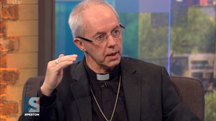 Archbishop of Canterbury: I don't understand Christian support for Trump