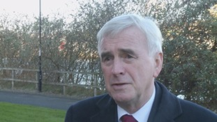 Shadow Chancellor defends South of Tyne Councils' rejection of devolution deal