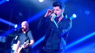 Irish band The Script will perform at Thetford Forest next summer.