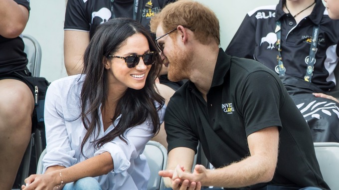 Meghan and Harry share a passion for charitable work.