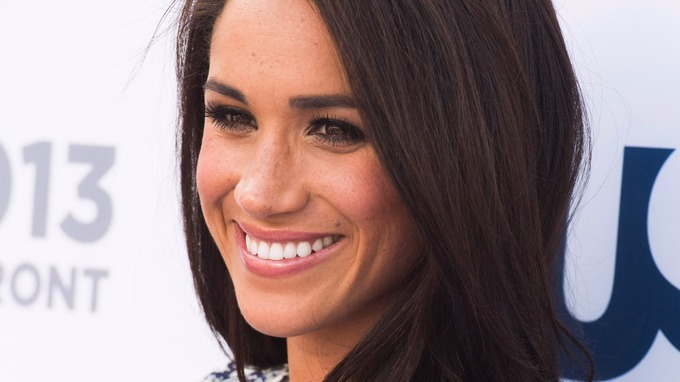 Meghan is set to marry Prince Harry in the spring.