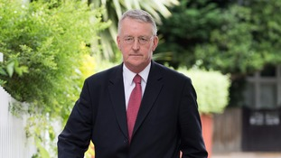 Hilary Benn is the Chair of the Exiting the European Union Committee.