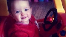 13-month-old Poppi Worthington died in December 2012