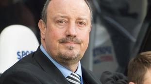 Benitez rues Newcastle's lack of summer spending