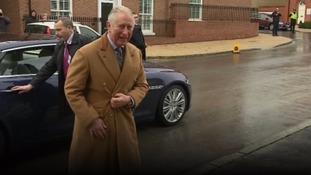 Prince Charles 'thrilled' by royal engagement news