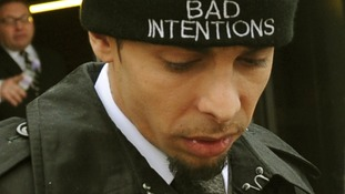 Dappy has recently seen success as a solo artist and recorded with Queen guitarist Brian May