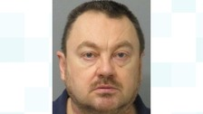 Paul Sherratt, 57, sentenced to life in prison for murdering his wife at their home in Derby