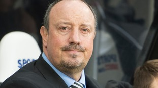 Benitez: Newcastle need to keep calm to stay up