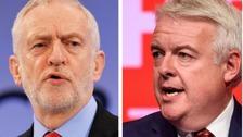 Corbyn/Carwyn